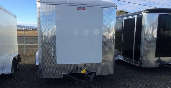 Cargo Frontier Trailers Sales Klamath Falls Oregon